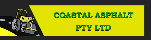 coastal asphalt pty ltd business logo