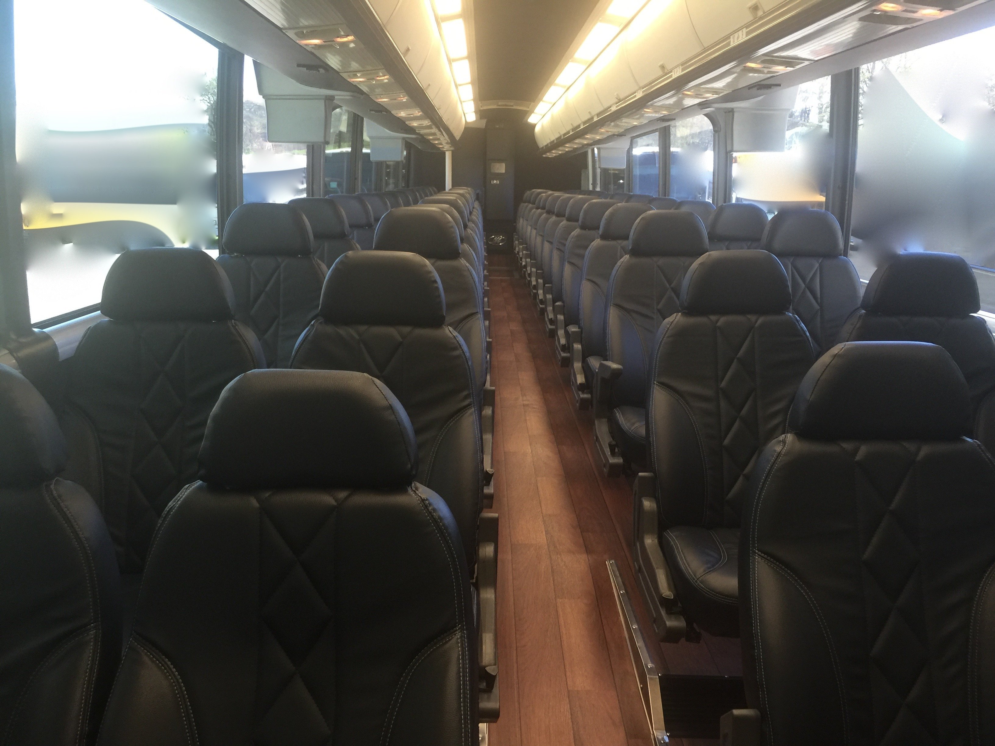 Charter Bus Rental Company
