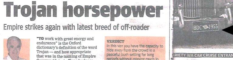 applied rv service trojan editorial newspaper