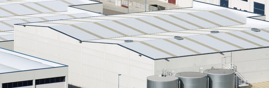 industrial roofing service