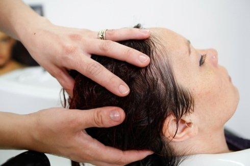 massaggio,sciaquo