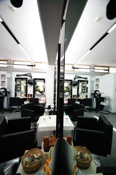 specchio, negozio