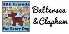 101 Friends For Every Dog Company Logo