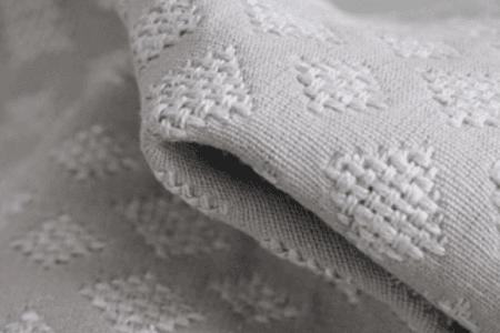 Tessuto in cotone, tessuto naturale, colori naturali