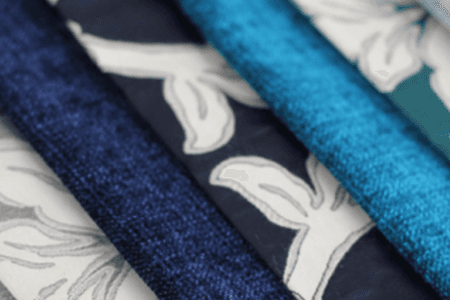 tessuto classico, blu, turchese, tessuto arredamento, tessuti