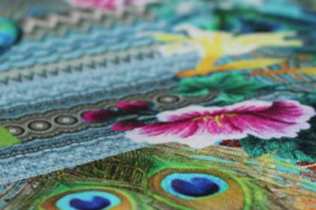 tessuto stampato, colori tessuto, tessuto arredamento
