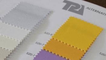 campioni tessuti, tessuti naturali, colori, ecopelle