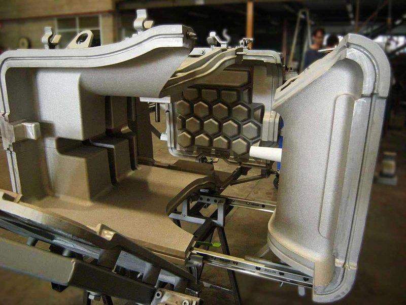 stampi in termoformatura