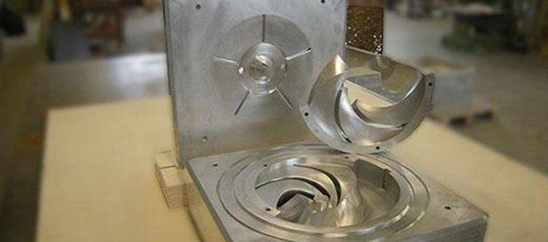 stampi in termoformatura acciaio gialla