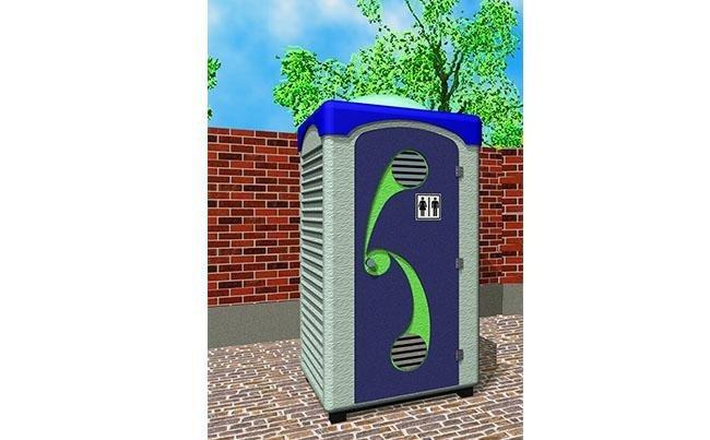 Bio-toilet design