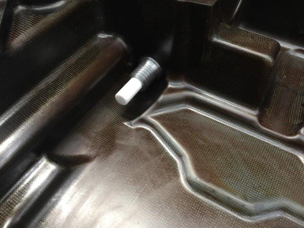 moules prototypes en matériaux composites