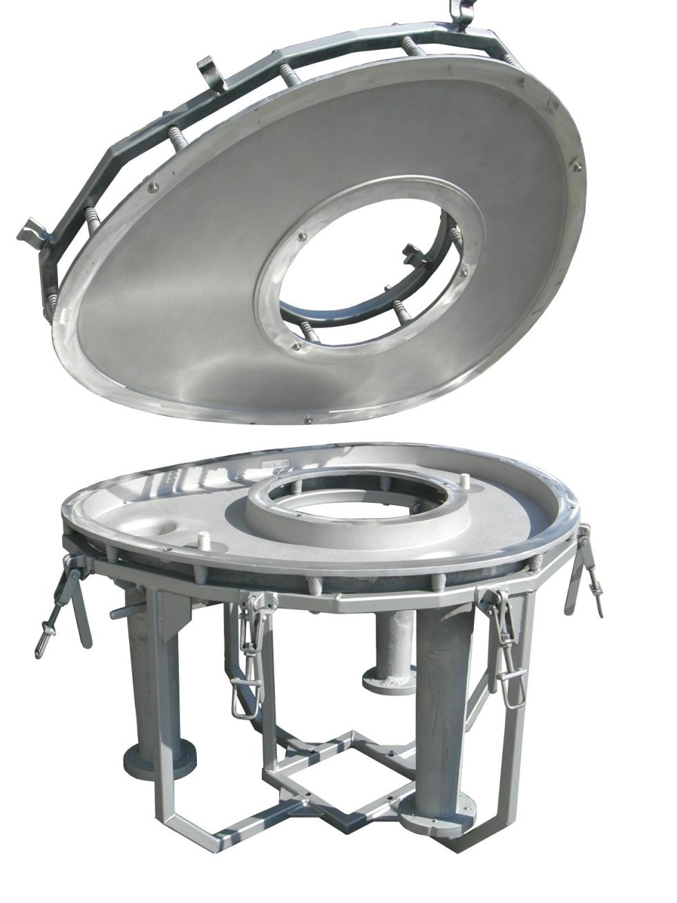 ALUMINIUM MOULDS rotomachinery