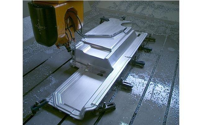 Aluminiumformen