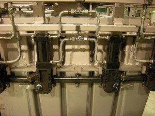pneumatic handles