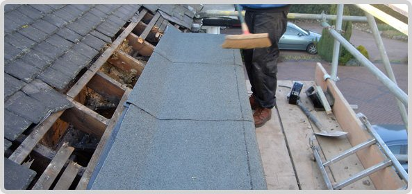 Our Recent Roofing Projects In And Around Sutton Coldfield