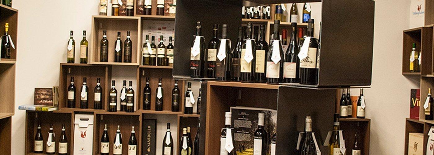 selezione di vini a verona