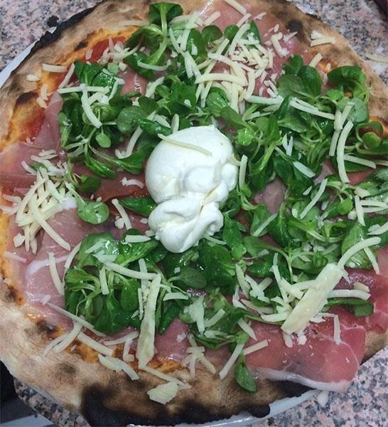 Pizza Mondiale