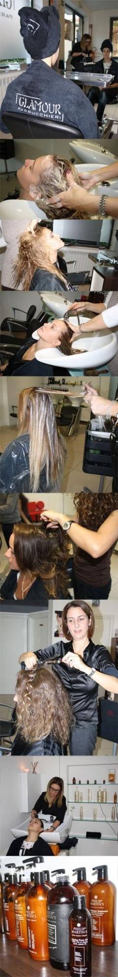 Trattamento capelli