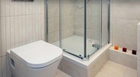 Shower tray repair