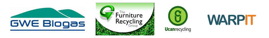 GWE biogas, Furniture recycling, WARPIT