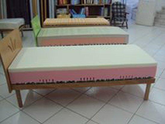 basi del letto a Galatone, LE