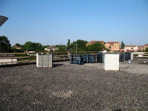 Opere di isolamento tetti e terrazze