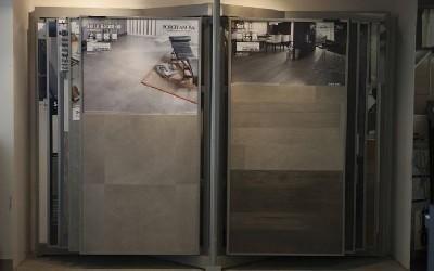 Interno esposizione Vidori Habitas