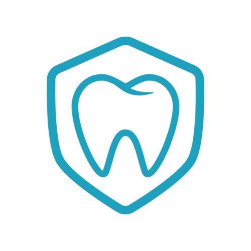 Icona di un dente a L'Aquila, presso Studio Dentistico Orsini
