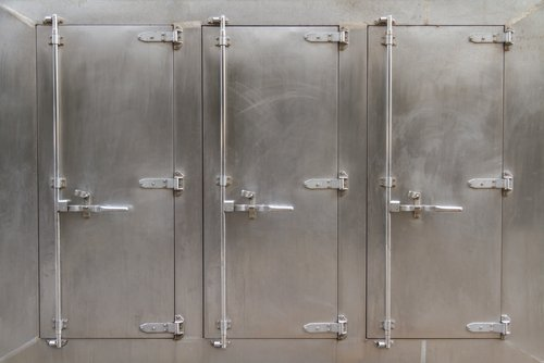 porte di celle frigorifere