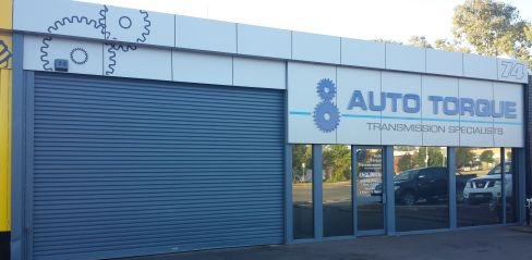 Shop offering transmission services to Canberra