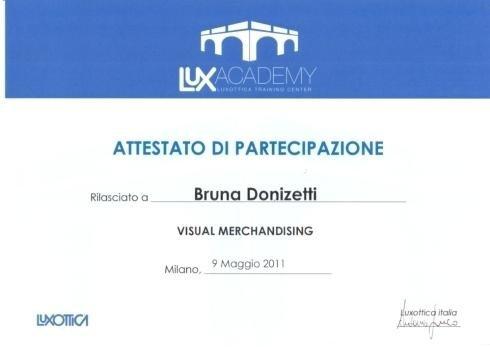 Visual merchandising Bruna Donizetti