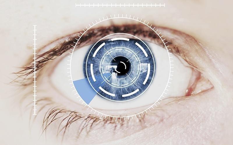 occhio astigmatico