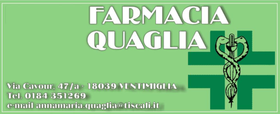 Farmacia Quaglia Ventimiglia