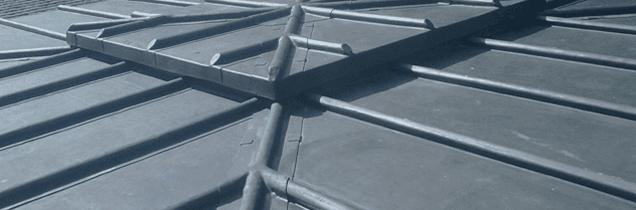 Lead tiling