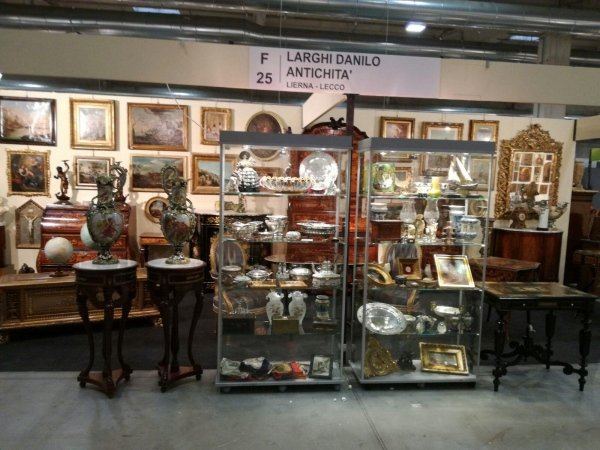 Mercante in fiera - Parma