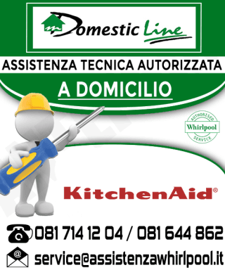 assistenza tecnica autorizzata kitched aid