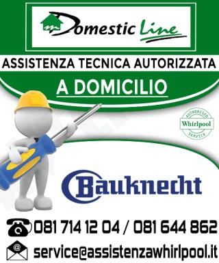 assistenza tecnica autorizzata bauknect