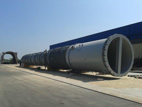 tubo sabbiatura