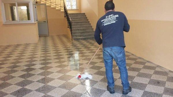 pulizie scuole ed istituti privati