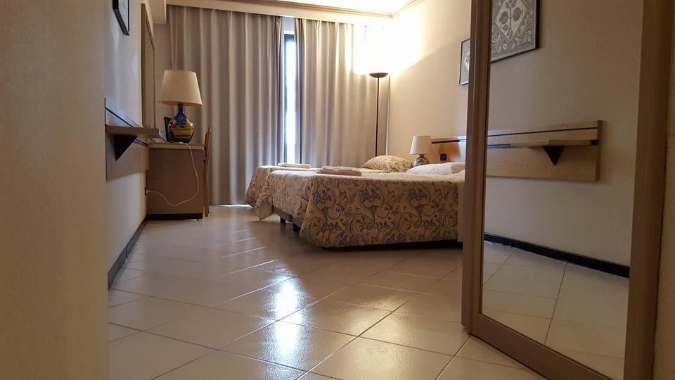 pulizia camere hotel