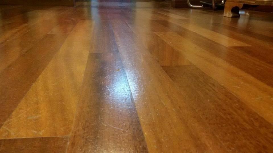 trattamento pavimentazioni parquet