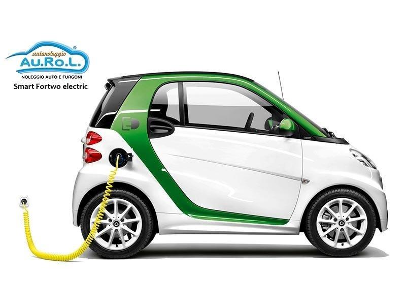Noleggio di autovetture elettriche