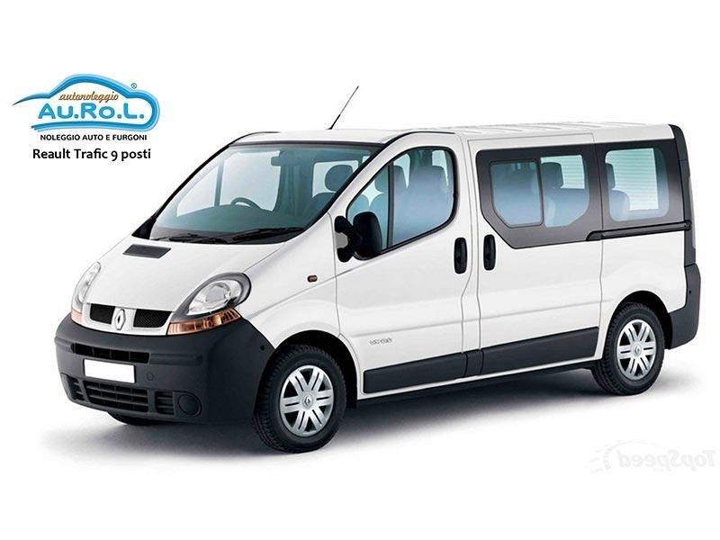 Renault Trafic nove posti