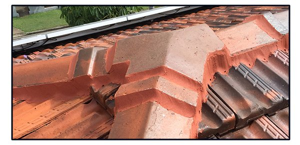 barrier roofing and insulation brick roof