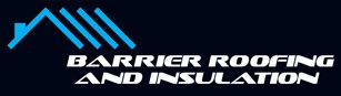 barrier roofing and insulation business logo