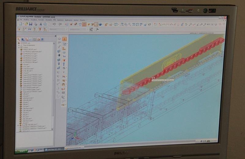 extrusion equipment design