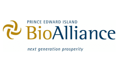 eVET PEI BioAlliance log