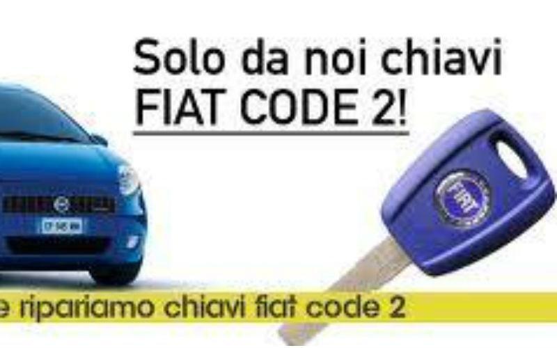 Chiavi Fiat
