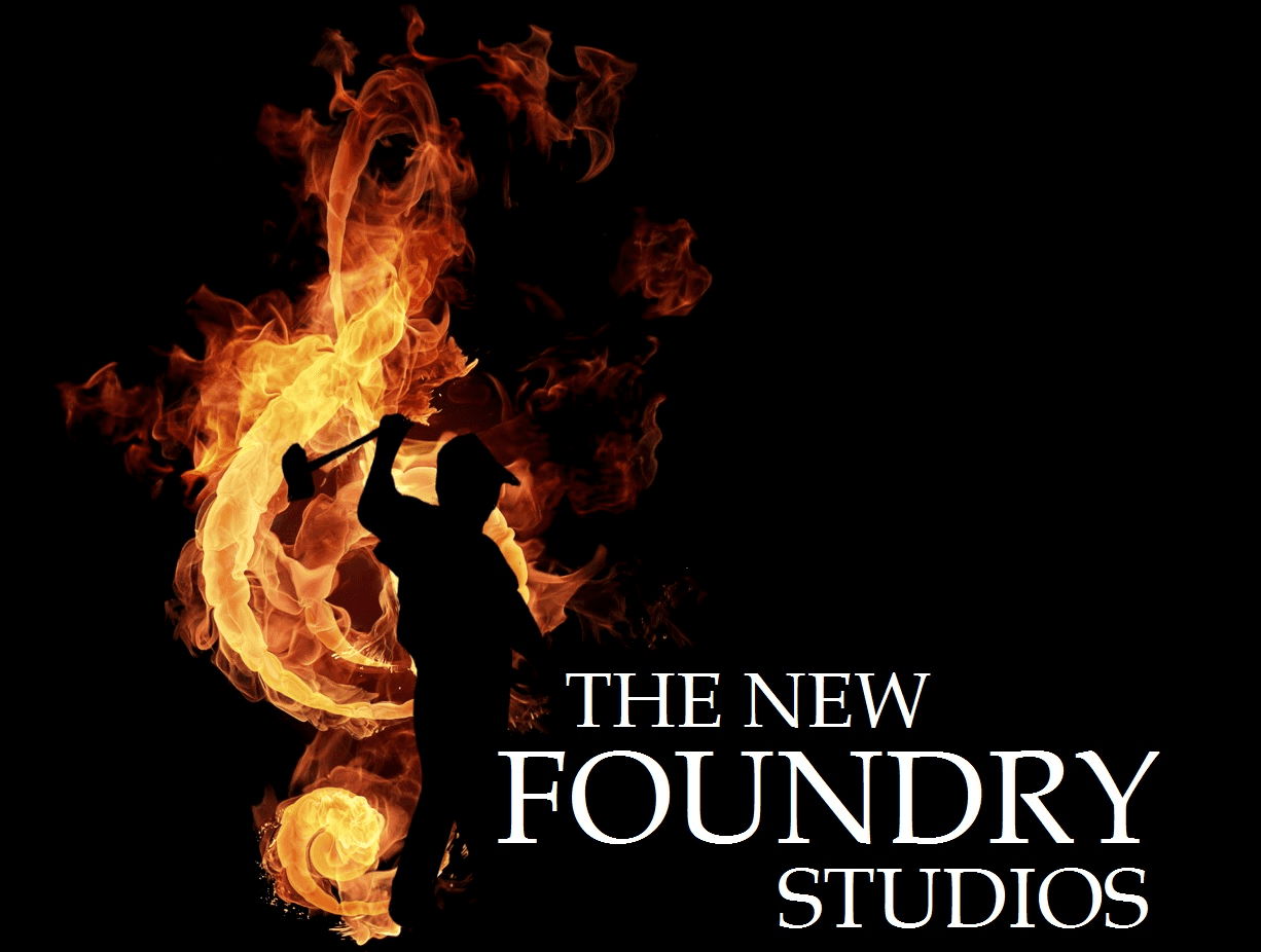THE NEW FOUNDRY STUDIOS logo