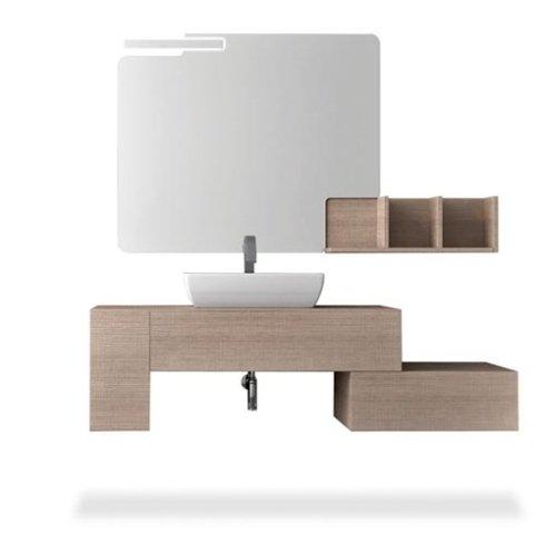 Mobile per bagno modello Wind